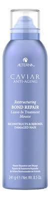 Купить интенсивный <b>мусс для восстановления</b> структуры волос ...
