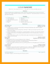 Shift Leader Resume Delectable 44 Lovely Fast Food Shift Leader Resume Resume CV Resume