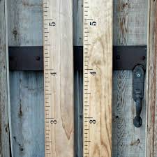 Growth Chart Ruler Decal Diy Vinyl Growth Chart Ruler Decal Kit Small Numbers