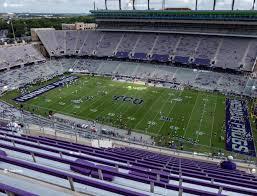 Amon G Carter Stadium Section 403 Seat Views Seatgeek