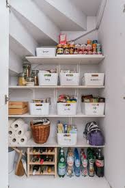 How to convert an under stairs closet into a pantry. 55 Kitchen Storage Ideas Pantry Organisation Small Kitchen Storage