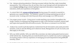 What Is A Cover Letter For A Job Impressive Resume Job Description Words Fresh Resume Words For Manage From