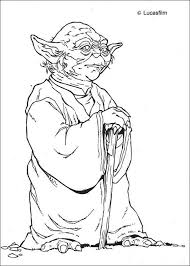 Small Picture Old yoda coloring pages Hellokidscom