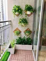 balcony wall planter decoration ideas