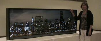 >wall art design ideas amazing cityscapes fiber optic wall art  amazing cityscapes fiber optic wall art wallpaper sample nice lighting new york skyline canvas