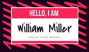 Black And Red Special Guest Speaker Tag Template Postermywall