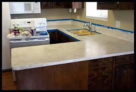 redoing formica countertops finished painting laminate kitchen