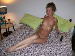Naked wife home photo