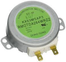 Replacement Parts For Microwaves Amazoncom Sharp Rmotda264wrzz Motor Home Improvement
