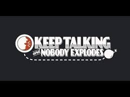 Venn Diagram Every Time Keep Talking And Nobody Explodes Youtube