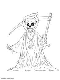 Small Picture Crazy Zombie coloring For Kids Halloween cartoon coloring pages