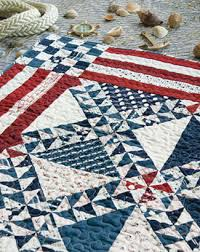 Patriotic Quilt Patterns Delectable Patriotic Quilts Happy 48th Of July The Quilting Company
