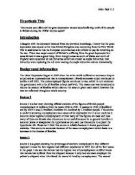 research paper about accounting ethics short essay on great depression