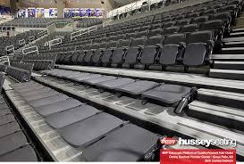 Denny Sanford Premier Center Hussey Seating Company
