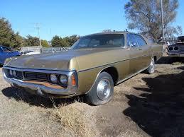 For Sale - 1970 Dodge Polara 4 Door Hardtop For Parts or ...
