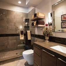 Modern Bathroom Colors 50 Ideas How To Decorate Your Bathroom Modern Bathroom Colours Bathroom Design Masculine Bathroom Design
