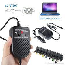 Satın Al Evrensel 80 W DC Araç Şarj Laptop Notebook Adaptör Ayarlanabilir  LED Oto Güç Kaynağı Seti + 8 Ayrılabilir Fiş Bilgisayar Şarj, TL134.17