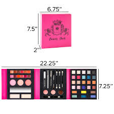 beauty book all in one makeup set