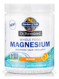 dr formulated whole food magnesium orange flavor 14 8 oz 419 5 grams