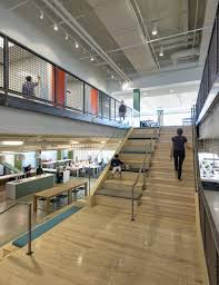 office stairs. evernote office by studio oa stairs i