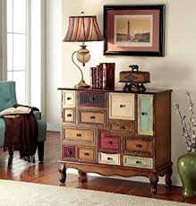 Amazon Furniture of America Zeppo Vintage Style Storage Chest