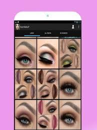 face makeup pictures apk screenshot