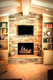 faux stone veneer over brick stone veneer fireplace faux stone veneer fireplace stone veneer over brick