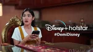 Iklan Disney+ Hotstar Indonesia
