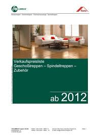 In the usa it is observed on the second monday in october. Download Preisliste Geschosstreppen Columbus Treppen Gmbh