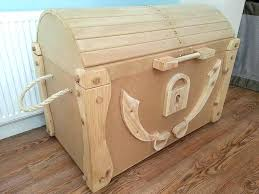 toy box with name wooden simple making boxes plans free white ideas