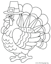 thanksgiving coloring pages already colored cut outs turkey cutouts luxury color for motif framing of