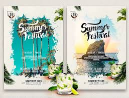 Create Free Party Flyers Online Top 40 Flyer Templates To Showcase Your Small Business