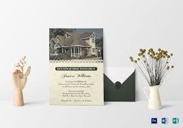 housewarming cards to print 28 housewarming invitation templates free sample example format