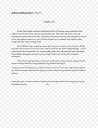 Cover Letter Resume Letter Of Recommendation Writing Jurnal Png