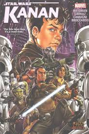 Buy Star Wars: Kanan Omnibus by Greg Weisman With Free Delivery    wordery.com
