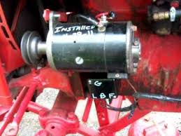 ih farmall super a 6 volt positive ground generator regulator ih farmall super a 6 volt positive ground generator regulator install