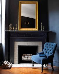 Living Rooms With Black Furniture Yellow Rooms Martha Stewart