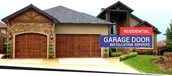 Price For Garage Door Opener Installation Door Garage Doors Modern