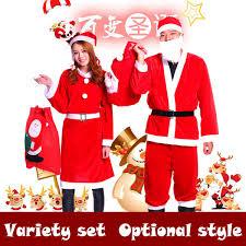 2019 <b>SP&CITY</b> Classic Christmas Clothes Santa Claus Cosplay ...