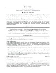 Building Maintenance Resume Sample Maintenance Resume Sample ...