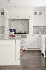 Kitchen Floor Tile Ideas With White Cabinets Light Wood Self Stick