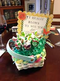 Going Away Gift For Coworker Lollipop Topiary A Co Worker