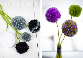 How To Make Fluffy Decoration Balls Amazing DIY Pom Pom Crafts 85