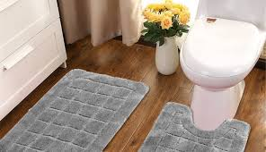 elongated bath rugs set good bathroom mats style rug looking out sets toilet contour yes seat