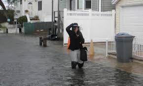 Sea Level Rise And Tidal Flooding In Jamaica Bay New York