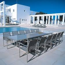 glass top outdoor extension dining table modern patio chicago rh houzz com white glass top outdoor dining table mainstays courtyard creations glass top