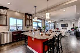 Ranch House Kitchen Erie Highlands Ranch House Vail Kitchen 2 Oakwood Homes
