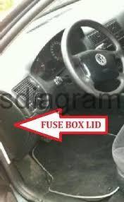 fuse box volkswagen golf 4 2000 vw golf fuse box diagram at Vw Golf 4 Fuse Box Diagram
