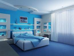 blue bedrooms. Elegant Blue Bedroom Designs Inspiration Comfortable - Wonderful Bedrooms With Modern Bed And S
