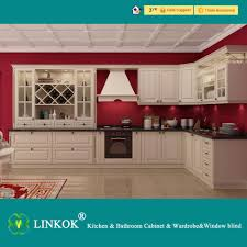 Pvc Kitchen Furniture Designs 2017 Linkok Furniture China Factory Price Rhodanthe 2015 New